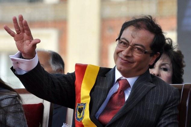 As FARC apoiam Gustavo Petro