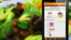 Aplicativo para smartphone ajuda usuário a regular alimentação