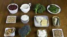 Importância de uma dieta rica em cálcio