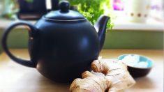 5 chás para uma boa saúde