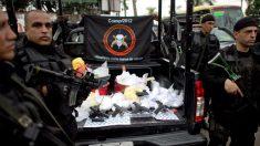 PF tenta impedir o PCC de chegar ao Rio após STF proibir a polícia de agir contra o tráfico