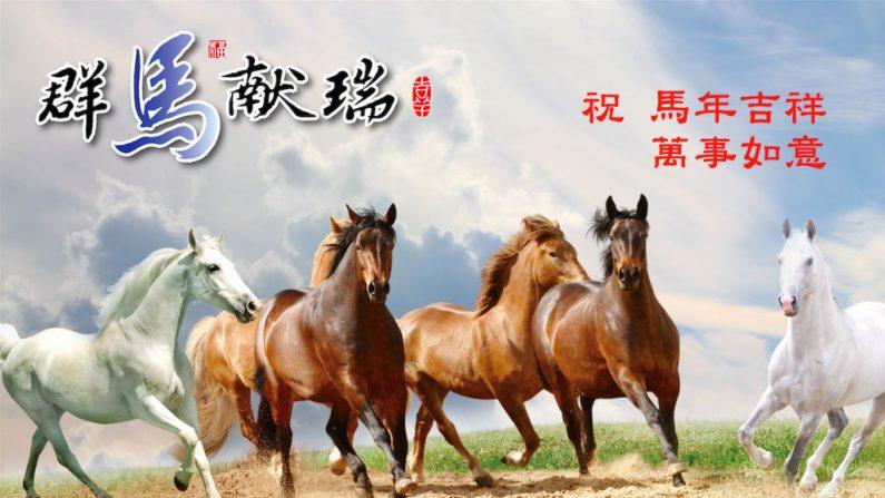 Ano Novo Chinês de 2014: Ano do Cavalo
