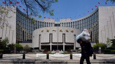 Bancos da China: escassez de dinheiro e montanhas de dívidas