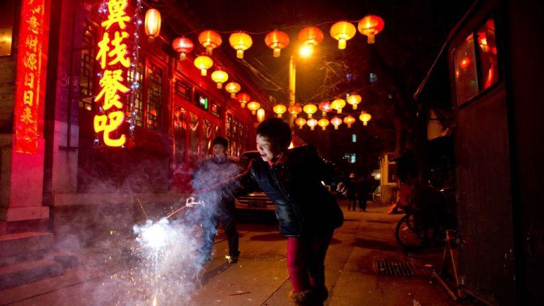 Monstros, bolinhos e fogos de artifício: lendas do Ano Novo Chinês