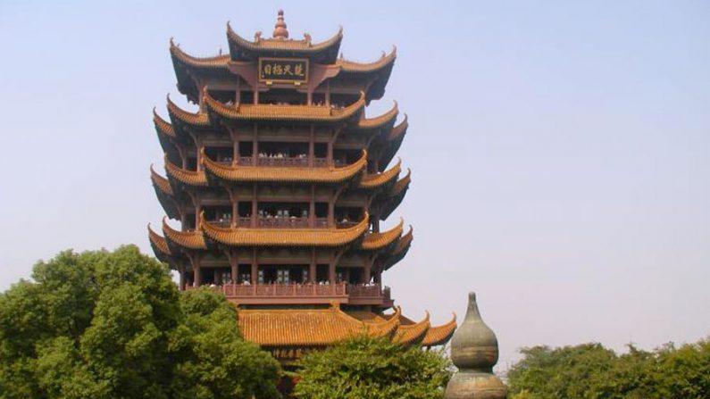 A Torre da Garça Amarela e a lenda da garça dançante | China | garça  amarela | jmj | Epoch Times em Português
