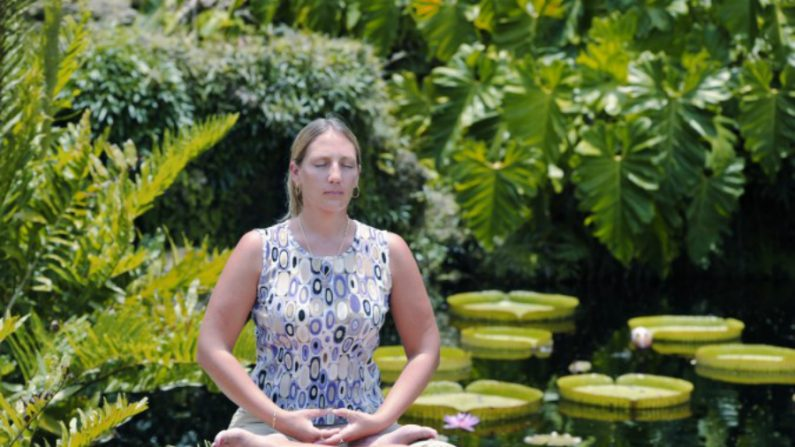 Energia sobre-humana desenvolvida com meditação é científica