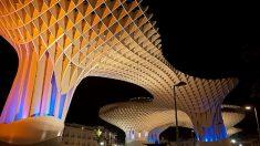 Metropol Parasol, um marco da arquitetura moderna na Espanha