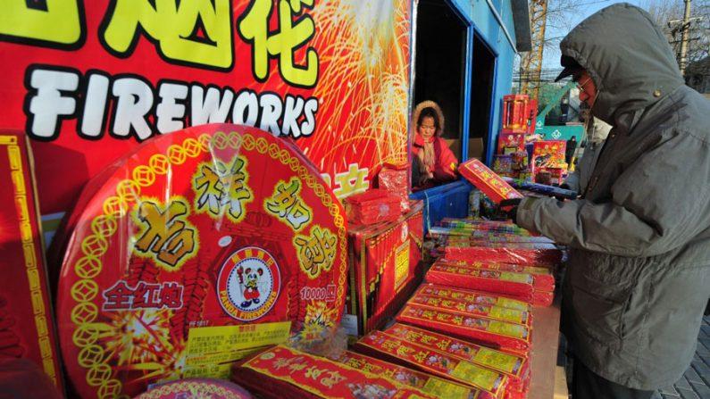 Ano Novo Chinês vem e vai, mas celebração fica em suspenso