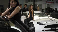 Montadora Aston Martin é atacada por propaganda na China