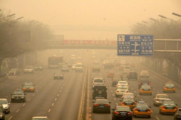 Cientistas associaram atmosfera poluída na China ao Inverno Nuclear