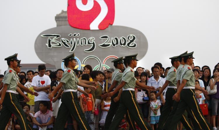 Como o Ocidente falhou com a China nos Jogos Olímpicos de Pequim 2008