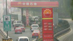 Maior empresa de petróleo da China dilui seu combustível