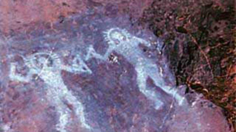 Evidências ancestrais apontam avistamento de alienígenas na Terra