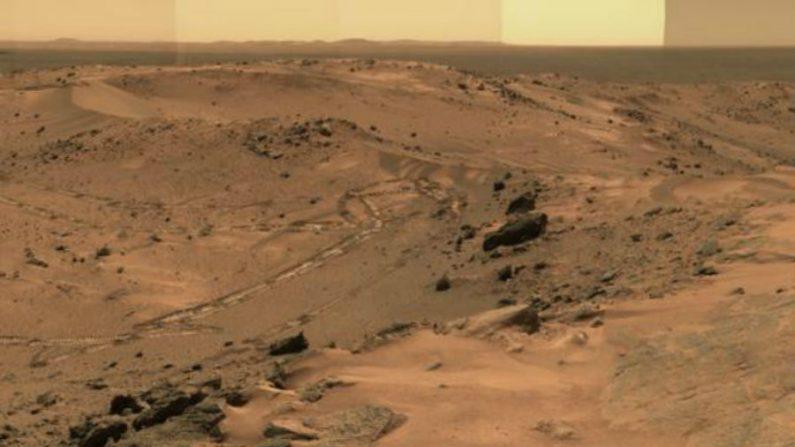 Descobertas novas evidências sobre a existência de um imenso oceano em Marte