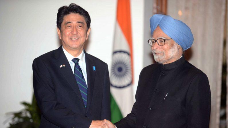 Ascensão da China estimula coordenação dúbia entre Índia e Japão