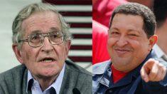 Noam Chomsky, Hugo Chávez e o espetáculo bolivariano