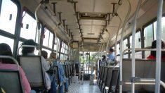 DF inicia ação contra assédio sexual em ônibus