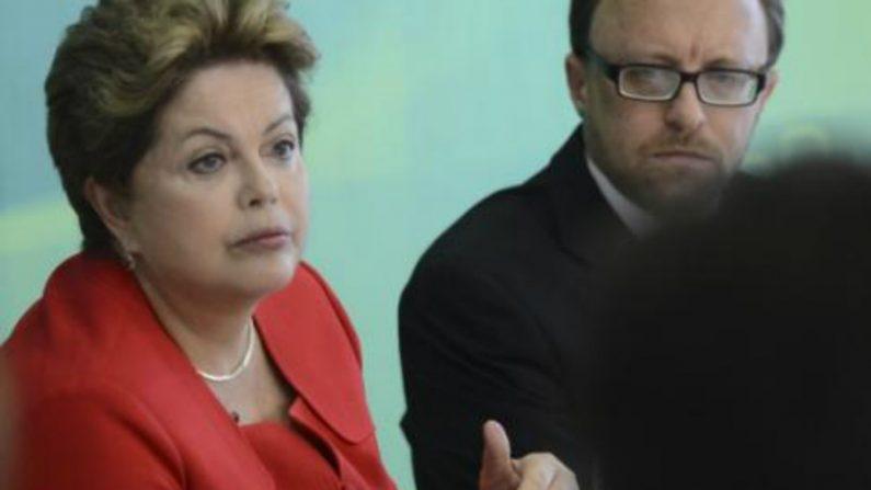 Popularidade do governo Dilma cai de 43% para 36%