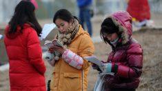 Estudantes pedem fim da violência sexual nas escolas da China