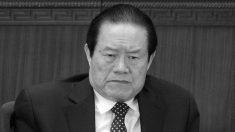 Familiares do ex-chefe da segurança interna da China foram presos