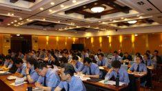 Regime chinês investe em treinamento para controlar internet