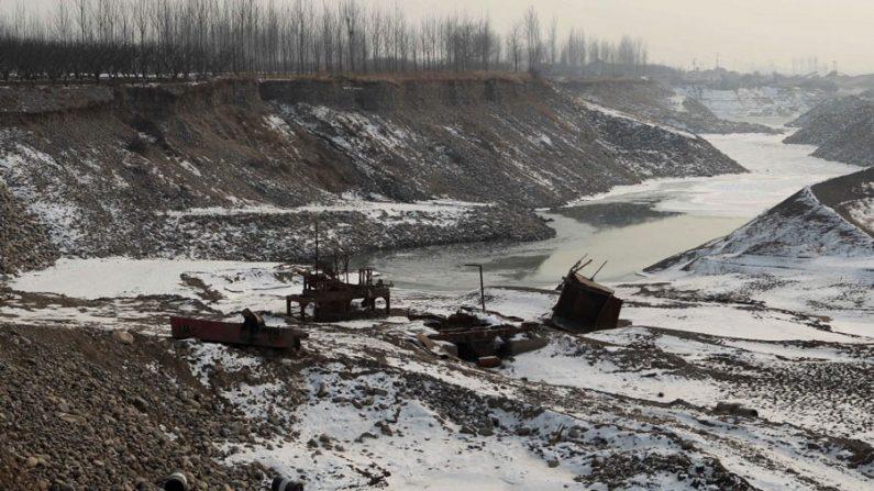 Maior mina de arsênio da Ásia foi desativada