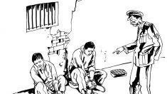 Tortura: restringir alimentação e uso do banheiro para prisioneiros de consciência