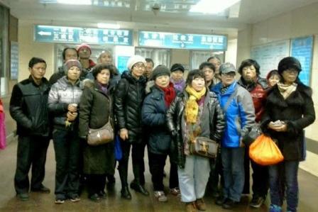Especialistas da ONU criticam a China pela morte da ativista Cao Shunli