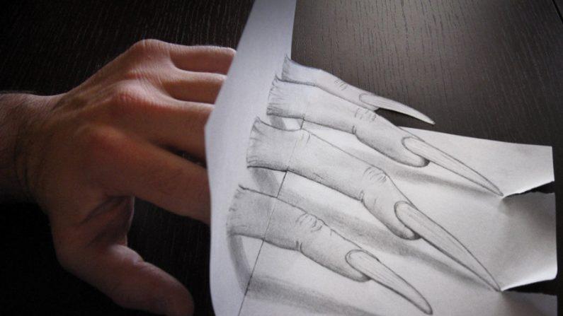 Incriveis Desenhos 3d Ou Seriam 2d Alessandro Diddi Artistas