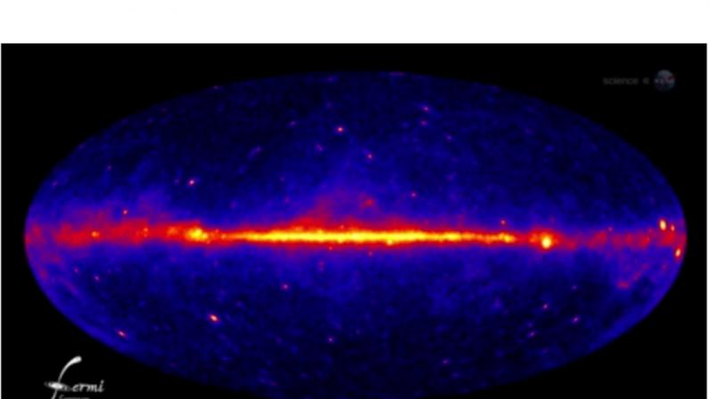 NASA explora objetos no limite da radiação eletromagnética