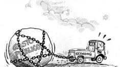 Gastos públicos, lucros privados
