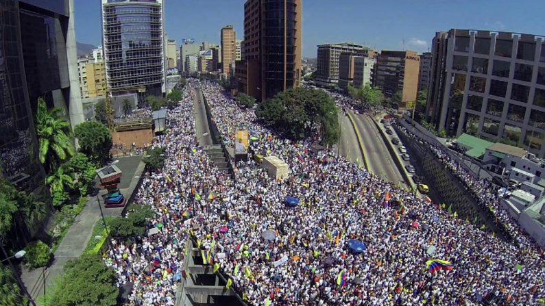 Venezuela: as vítimas novas de um socialismo velho