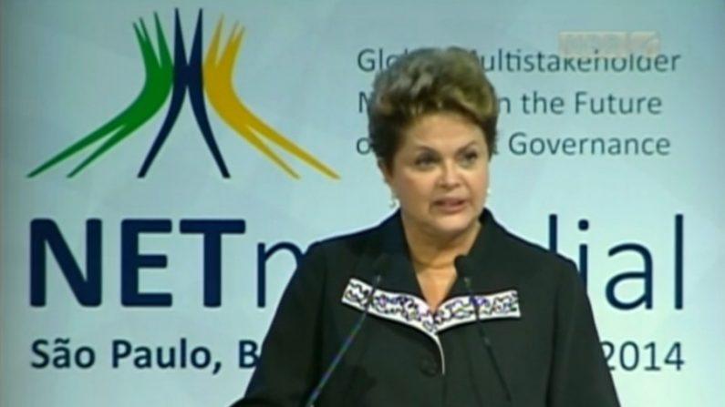 Dilma articula regulação global da internet, afirma ministro