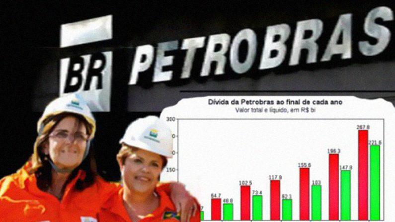 Lucro líquido da Petrobras cai 25% no primeiro semestre de 2014