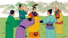 Imperador Shun, o pai da ética na família e sociedade chinesa