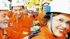 Dilma admite roubalheira na Petrobras, mas alega não estar envolvida