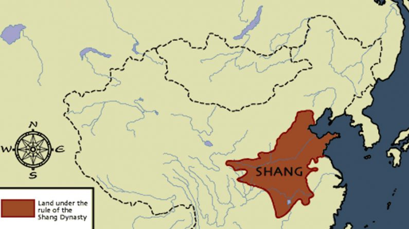 Shang Tang, o benevolente fundador da Dinastia Shang