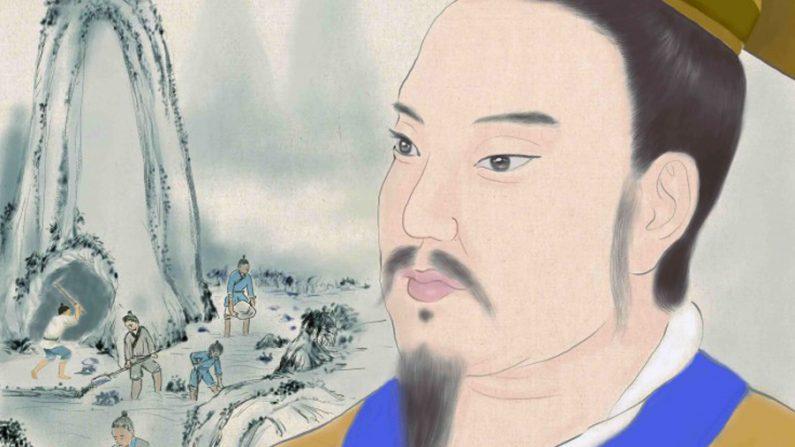 Imperador Yu, o antecessor da Dinastia Xia