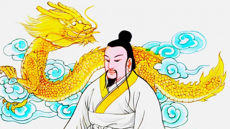 Imperador Amarelo, o ancestral da civilização chinesa