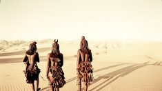 Incríveis fotos sobre o povo Himba