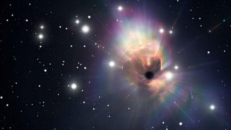 Buracos negros podem ser portais dimensionais, afirmam cientistas