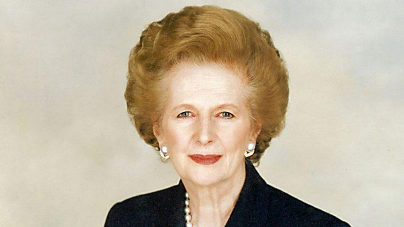 Margaret Thatcher: Não existe essa coisa de dinheiro público