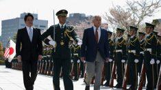 EUA fortalece parceria militar com Japão
