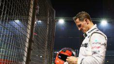 Michael Schumacher apresenta sinais de consciência, afirma assessora