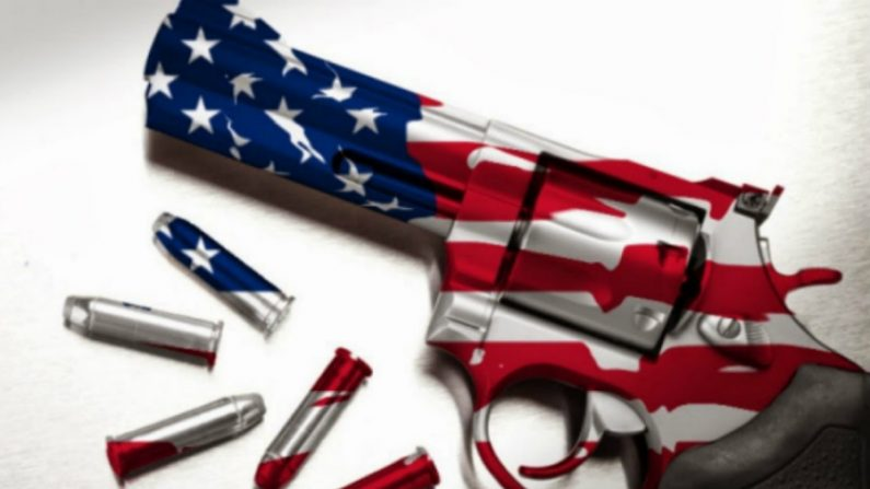 A lei da defesa pela propriedade segura de armas