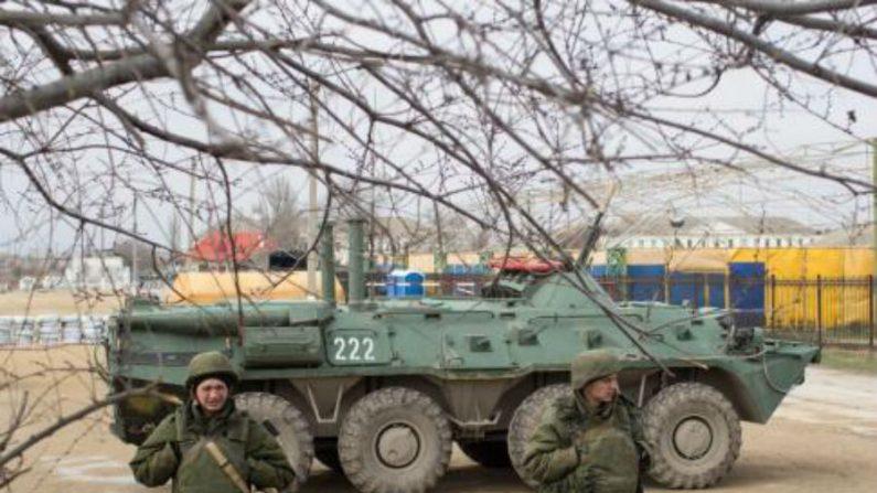Ucrânia acusa Rússia de levantar novo Muro de Berlim