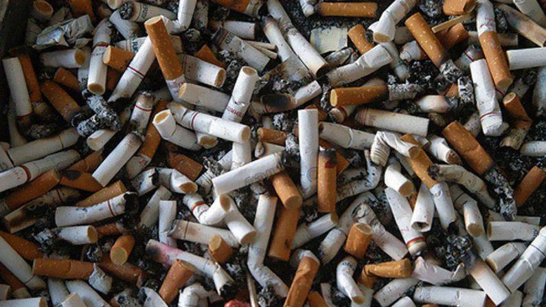 Câmara apresenta PL para multar quem jogar bitucas nas ruas