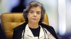 Ministra Cármen Lúcia do STF defende a liberdade de expressão na mídia