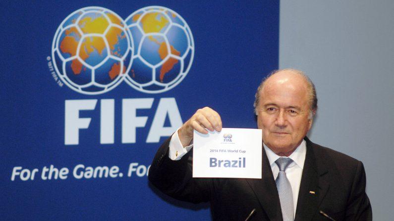 """Após polêmica, FIFA """"permite"""" utilização do termo """"pagode"""""""