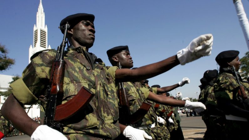 Polícia moçambicana pode fazer segurança na Copa do Mundo